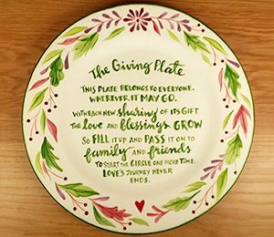 Anchorage The Giving Plate