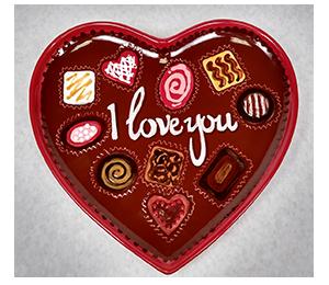 Anchorage Valentine's Chocolate