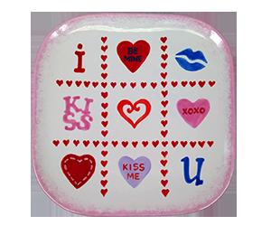Anchorage Valentine's Tic Tac Toe